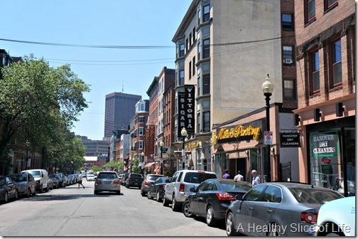 boston girls weekend- day 2- north end