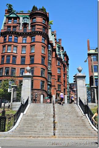 boston girls weekend- day 2- walking tour