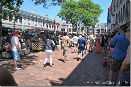 part 2 girls trip to boston- faneuil hall