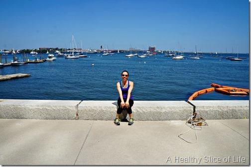 part 2 girls trip to boston- harbor