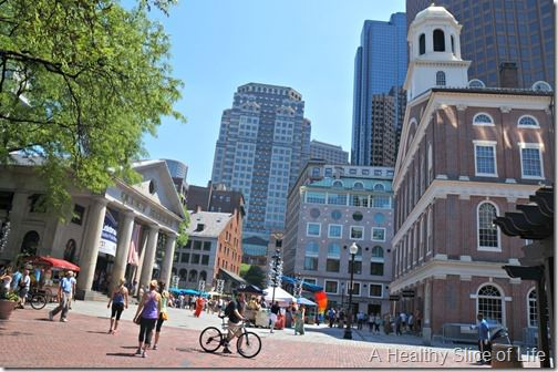 part 2 girls trip to boston- quincy market