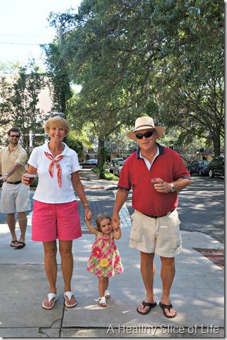 savannah- mema and grandpa