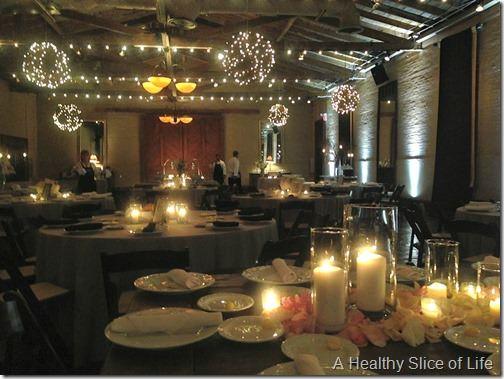 savannah- savannah station wedding- set up