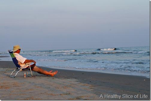 bald head island- grandpa beach
