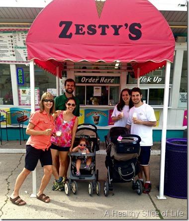 Zesty's Custard- DePere