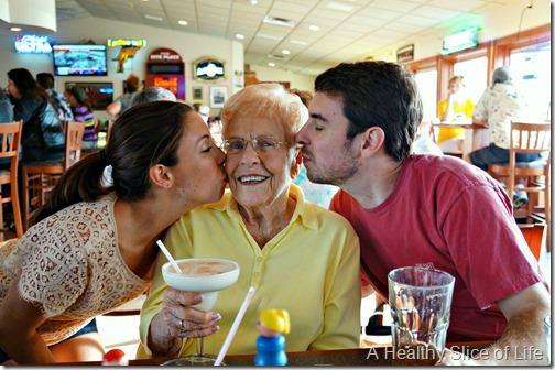 green bay- grandma betty- kisses for grandma