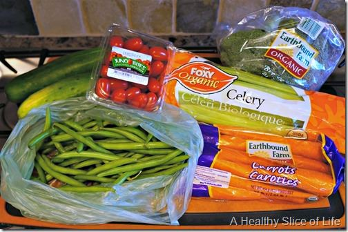 grocery budget focus- Target produce