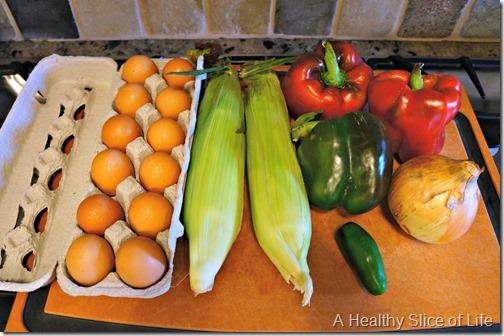 grocery budget focus- farmers market haul