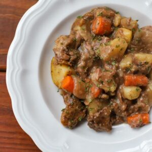 beef stew a healthy slice of life
