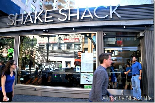 nyc part 3- shake shack