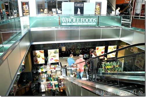 nyc part 3- whole foods Columbus circle