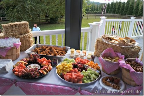 weekend happenings- cowgirl food