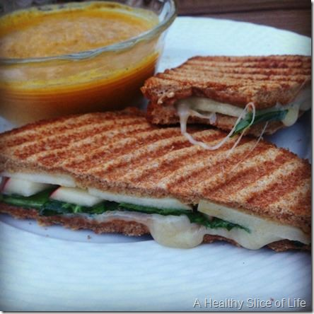 weekend happenings- fall soup and paninis
