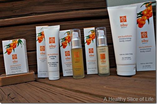 going green skincare- Sibu skin care