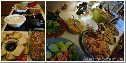 Christmas eve- dinner