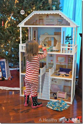 christmas- dollhouse
