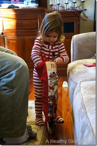 christmas- hailey stocking