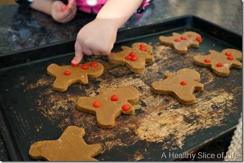 toddler gingerbread boys