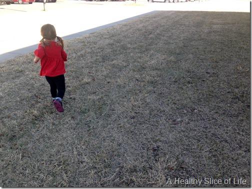 running Hailey