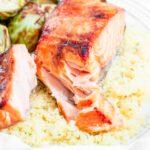 Bourbon Glazed Salmon_Blog-11