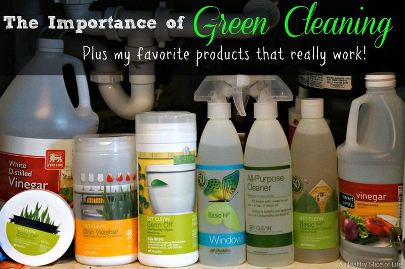 February Focus: Green Cleaning at Home
