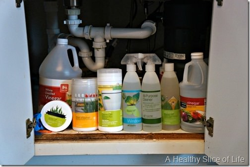Green Home Cleaners- Shaklee products