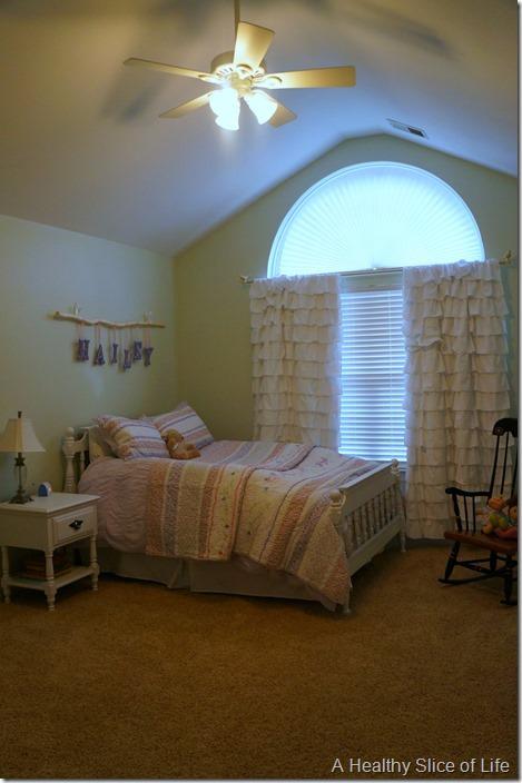big girl room transition- finished room 1