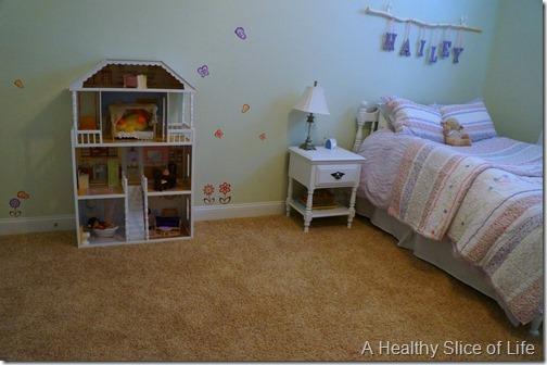 big girl room transition- finished room 2