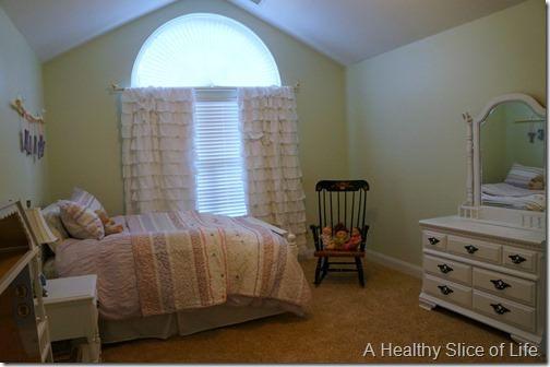 big girl room transition- finished room 4
