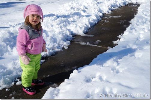 charlotte snow storm February 2014- play 1