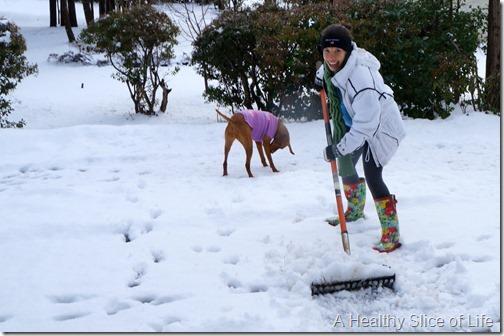 charlotte snow storm February 2014- play 4