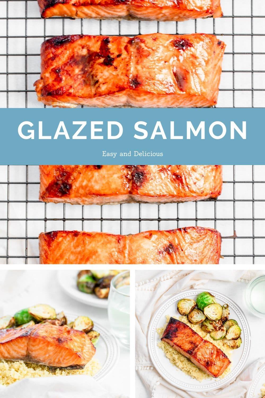 delicious glazed salmon recipe