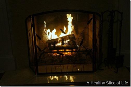 life snapshots- cozy night