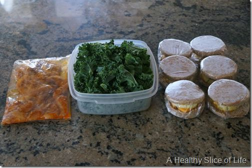 quick meal prep