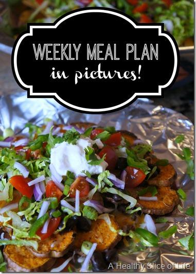 visual meal plan