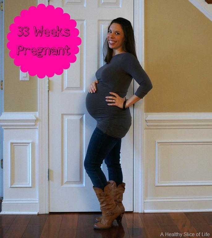 Second Pregnancy: 33 Weeks