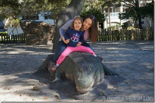 hilton head island vacay- mommy daughter
