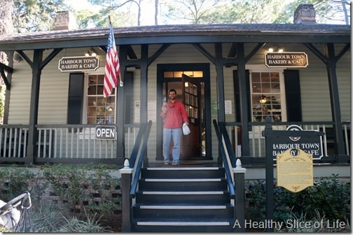 hilton head island vacay- sea pines coffee shop