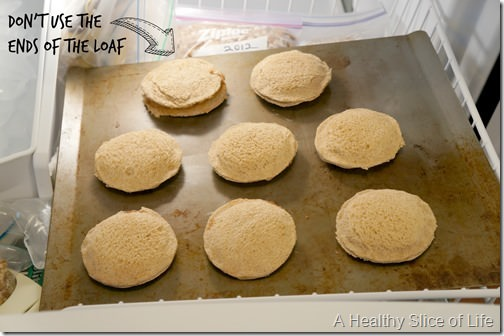 make your own healthy uncrustable sandwiches for the freezer- step 8