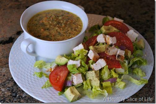 white bean and kale veggie stew