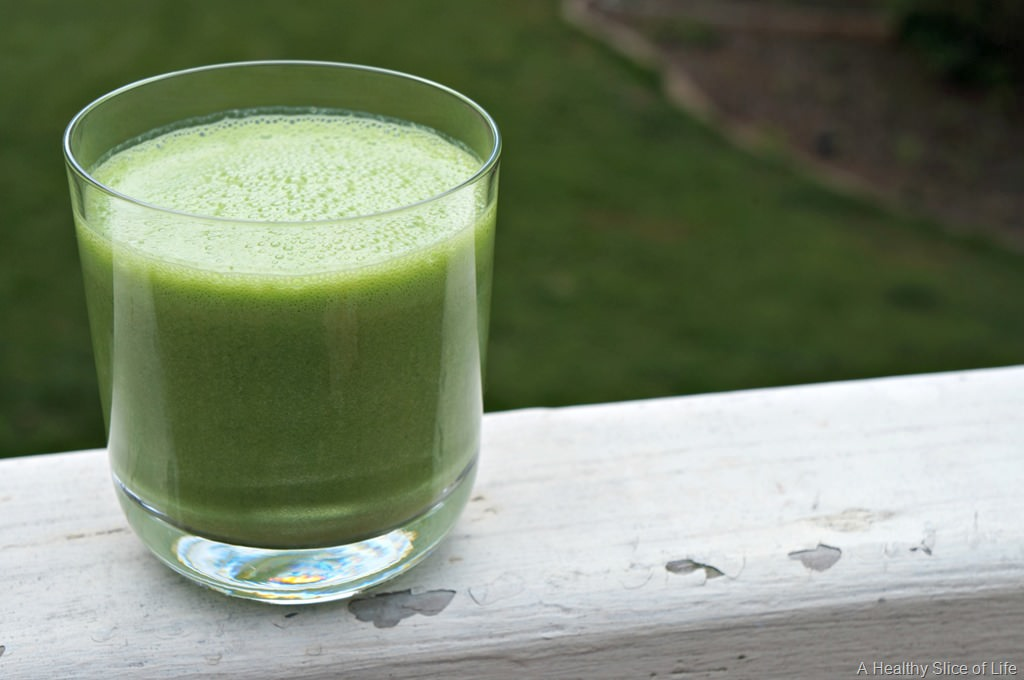 Coconut & Kale Power Juice (Toddler-Approved)