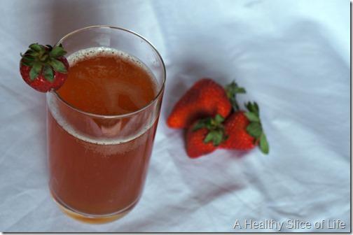 how to brew kombucha at home- close up