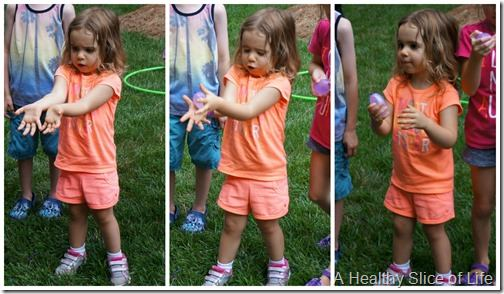 waterballoon catch