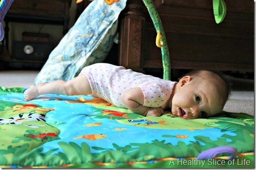 baby planks 7 weeks