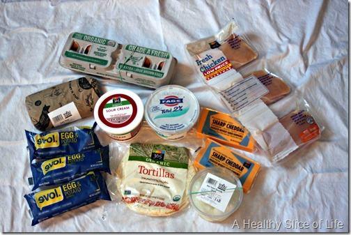 whole foods haul 1