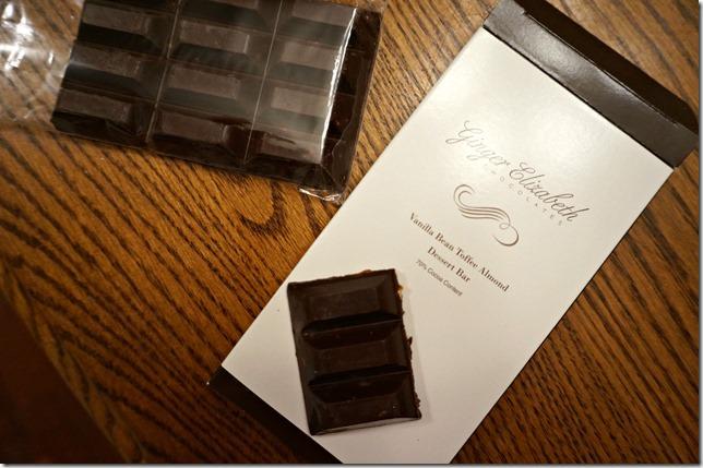 Ginger Elizabeth Chocolates