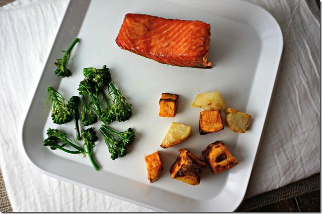 munchkin meals- salmon