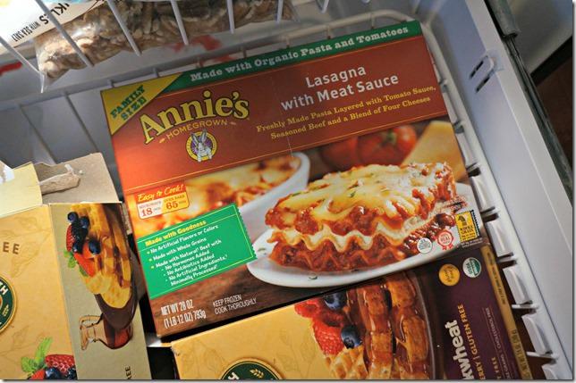 busy week meal planning- freezer stash
