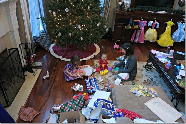 christmas- chaos