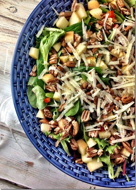 cold weather salad